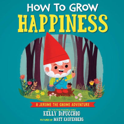 How to Grow Happiness book