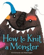 How to Knit a Monster book