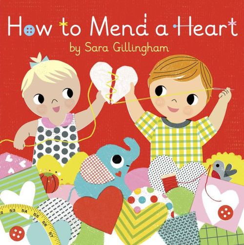 How To Mend a Heart book