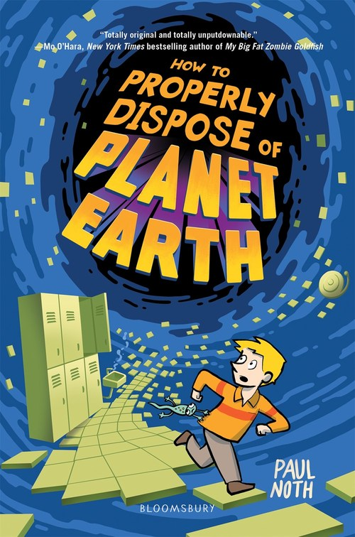 How to Properly Dispose of Planet Earth book