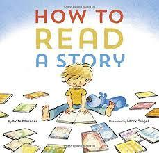 How to Read a Story book