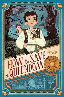 How to Save a Queendom book