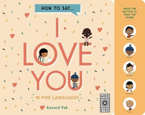 How to Say I Love You in 5 Languages book