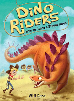 How to Scare a Stegosaurus Book