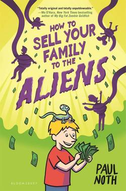 How to Sell Your Family to the Aliens book