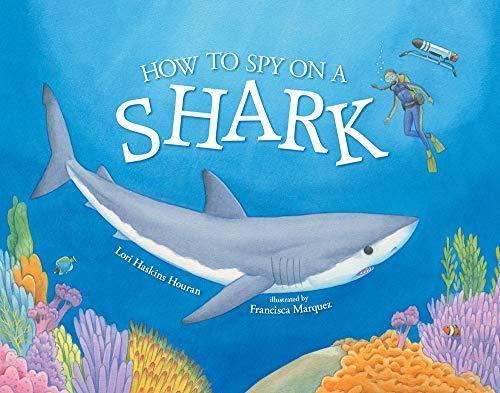 How to Spy on a Shark book