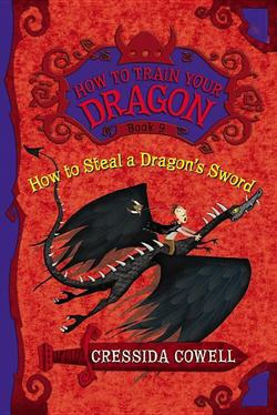 How to Steal a Dragon's Sword book