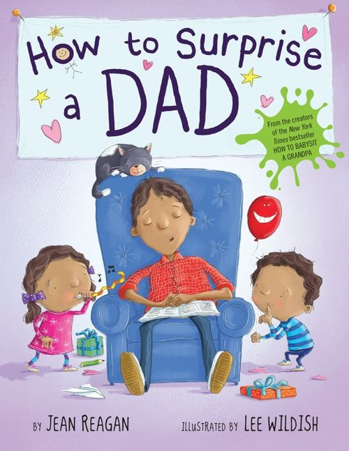 How to Surprise a Dad book