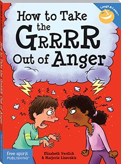 How to take the Grrrr out of Anger book