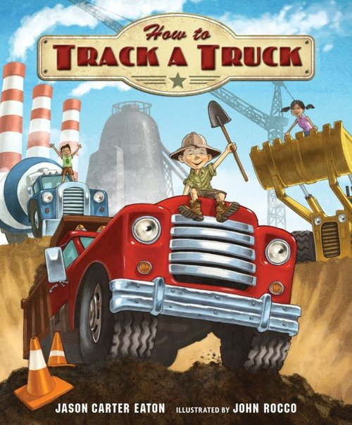 How to Track a Truck Book