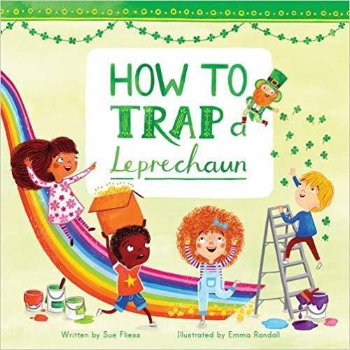 How to Trap a Leprechaun book