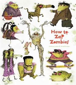 How to Zap Zombies book
