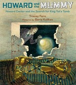 Howard and the Mummy book