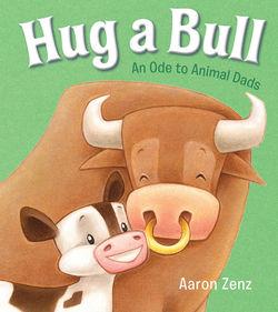Hug a Bull book