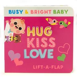 Hug, Kiss, Love book