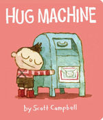 Hug Machine book