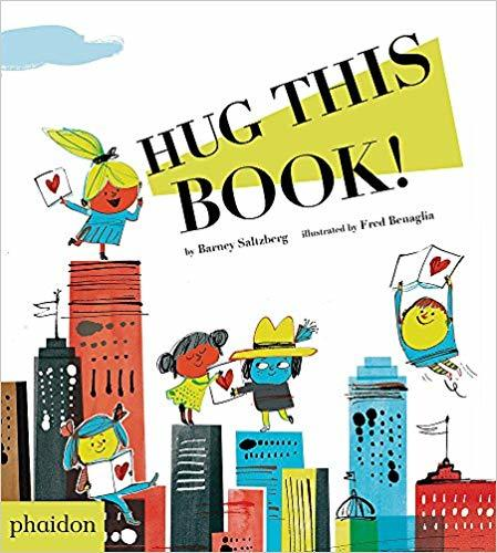 Hug This Book! book