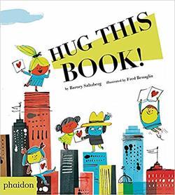 Hug This Book! book