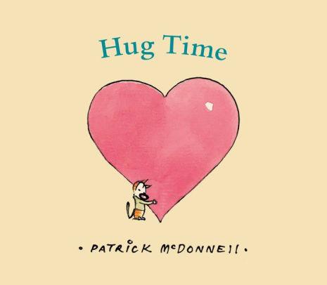 Hug Time book