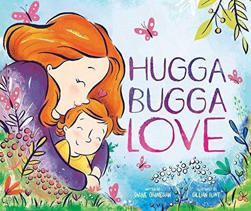 Hugga Bugga Love book