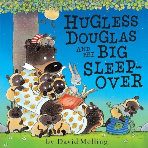 Hugless Douglas and the Big Sleepover book