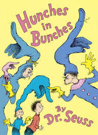 Hunches in Bunches book