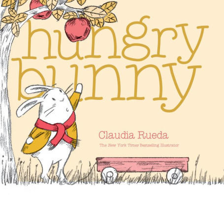 Hungry Bunny Book