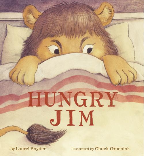 Hungry Jim book