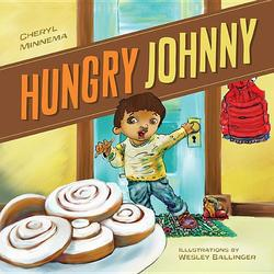 Hungry Johnny book
