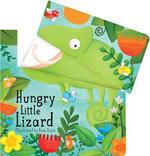 Hungry Little Lizard book