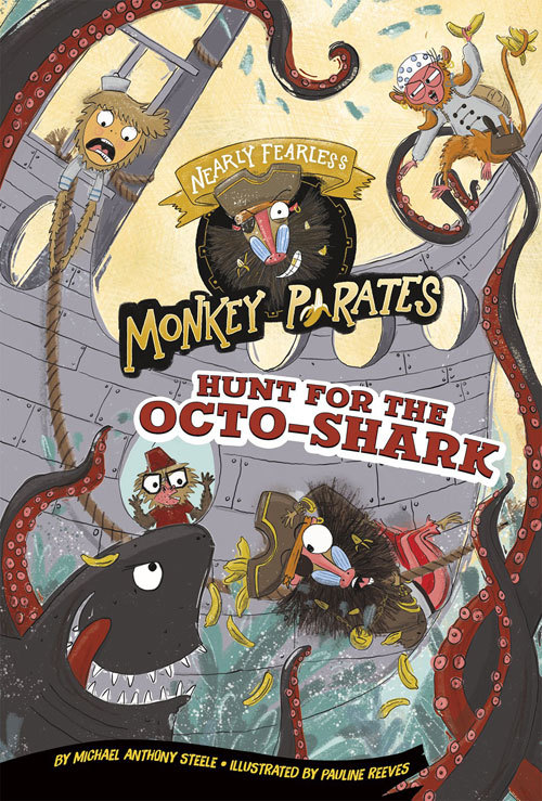 Hunt for the Octo-shark book
