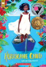 Hurricane Child book