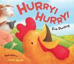 Hurry! book