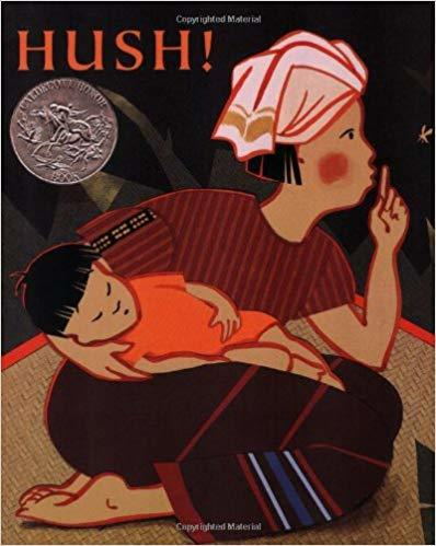 Hush! Book