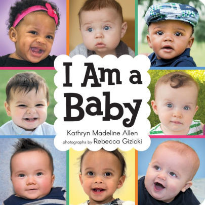 I Am a Baby book