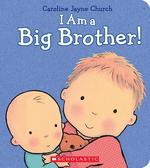 I Am a Big Brother book