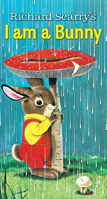 I Am a Bunny book