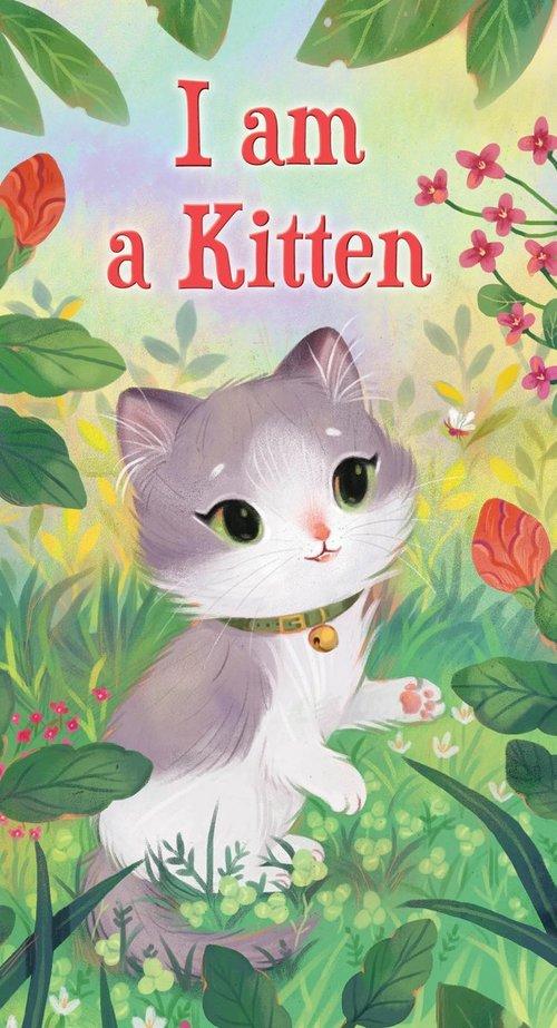 I am a Kitten book