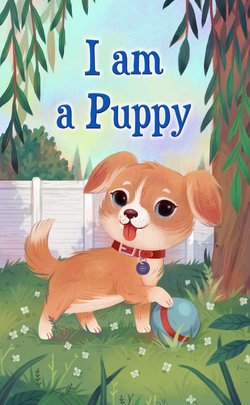 I am a Puppy book