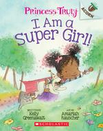 I Am a Super Girl! book