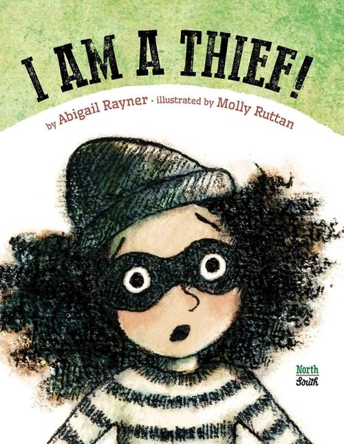 I Am a Thief! book