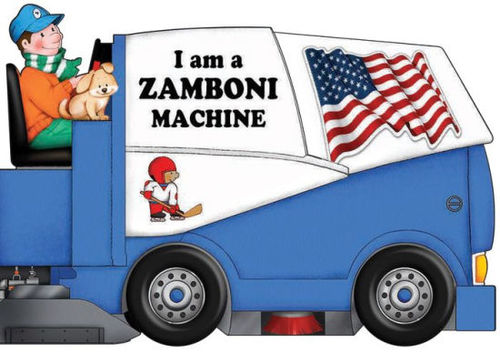 I Am a Zamboni Machine book