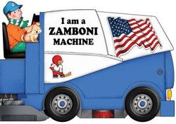 I Am a Zamboni Machine book