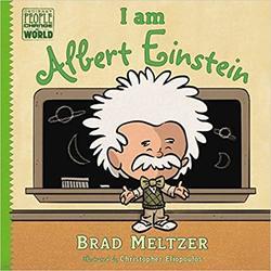 I Am Albert Einstein book