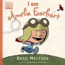 I Am Amelia Earhart book