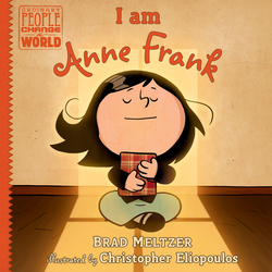 I Am Anne Frank book