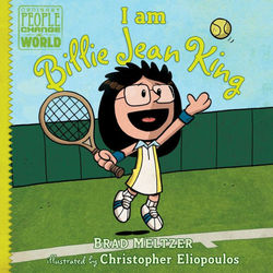 I Am Billie Jean King book