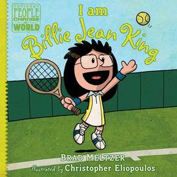 I Am Billie Jean King Book