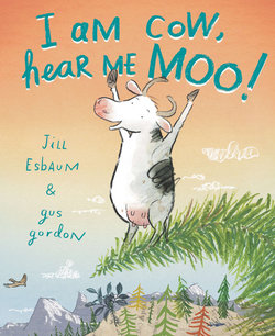 I Am Cow, Hear Me Moo! book