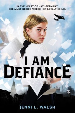 I Am Defiance: A Novel of WWII book